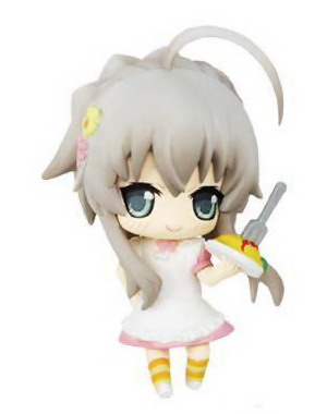 Haiyore! Nyaruko san Collection figure NanoCollect series trading figure by Media Factory