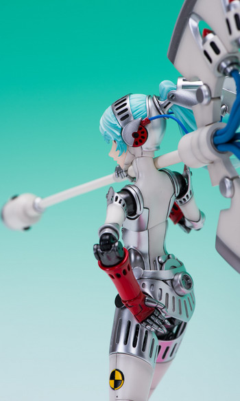 Persona 4: The Ultimate in Mayonaka Arena – Labrys No. 31 1/6 action GK by Cerberus Project