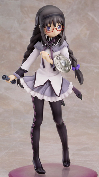 Puella Magi Madoka Magica – Akemi Homura you are not alone. 1/8 PVC figure by Good Smile Company
