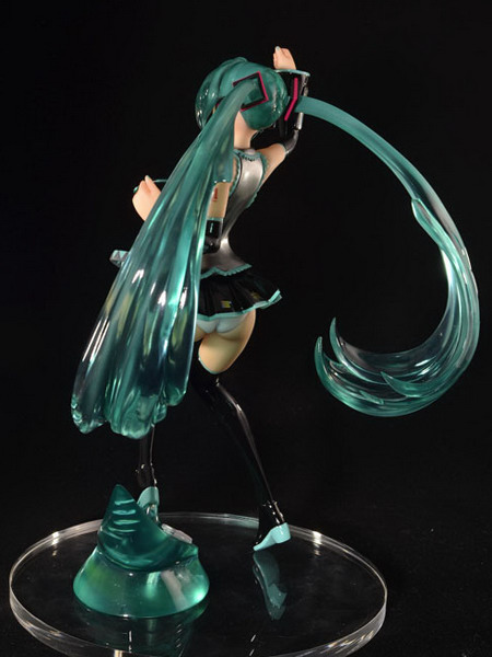 Vocaloid 2 – Happy Miku 1/8 GK by Jamming Off