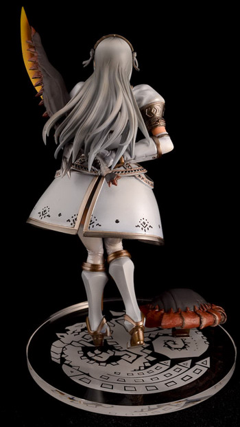 Monster Hunter –Girl with Harvest equipment 1/8 GK by Jamming Off