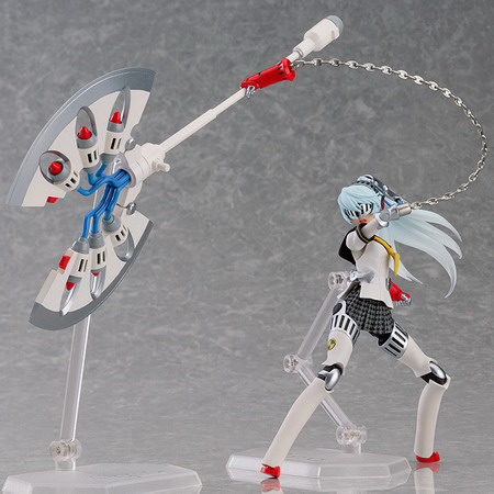 Persona 4: The Ultimate in Mayonaka Arena – Labrys figma 167 action figure by Max Factory