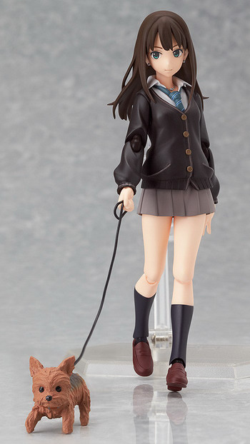 IDOLM@STER Cinderella Girls – Shibuya Rin figma EX011 action figure by Max Factory