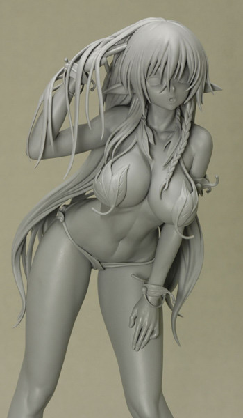 Queen's Blade   Alleyne 1/6 GK by Orchidseed