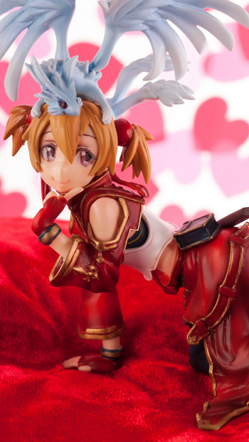 Sword Art Online   Silica non scale GK by Spare Parts