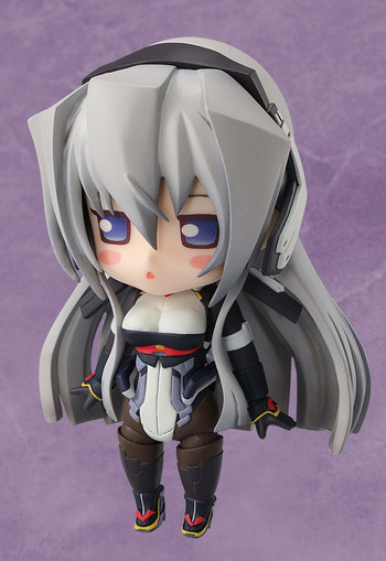 Horizon on the Middle of Nowhere – Horizon Ariadust Uniform Ver. Nendoroid action figure by ASCII Media Works
