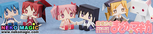 Puella Magi Madoka Magica the Movie – graphig++ Puella Magi Madoka Magica the Movie trading figure by Good Smile Company