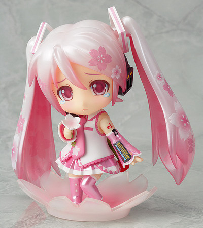 Vocaloid 2 – Sakura Miku Nendoroid No. 274 action figure by Good Smile Company