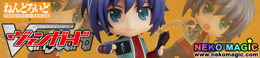 Cardfight!! Vanguard – Sendou Aichi Nendoroid No. 290 action figure by Good Smile Company