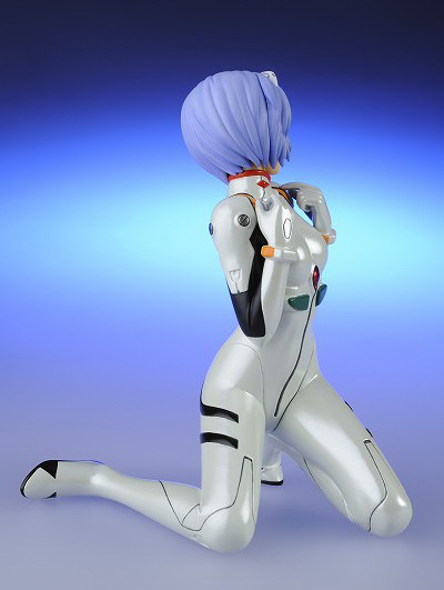 Evangelion 2.0 You can (not) Advance – Ayanami Rei Plugsuit New Movie Ver. 1/8 PVC figure by Aizu Project