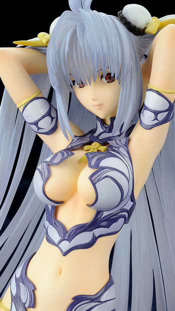 Xenosaga III – KOS MOS Swimsuit Ver. 1/6 PVC figure by Alter