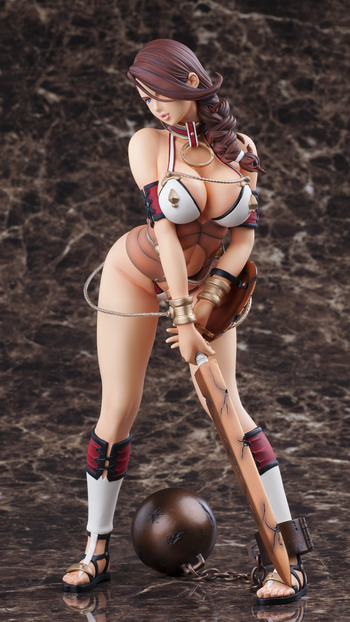 Queen's Blade Rebellion – Branwen 1/4.5 PVC figure by APLUS