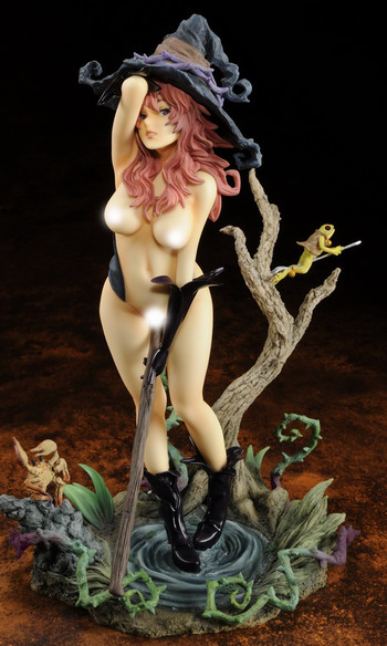 Hirose Sousi Original Character – Sigrid of the thorn non scale PVC figure by Embrace Japan