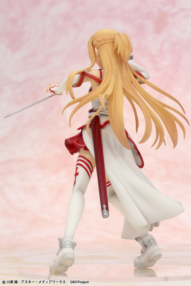 Sword Art Online – Asuna 1/8 PVC figure by Griffon Enterprises