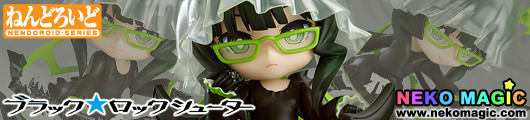 Black Rock Shooter – Dead Master: TV ANIMATION Ver. Nendoroid No.292 action figure by Good Smile Company
