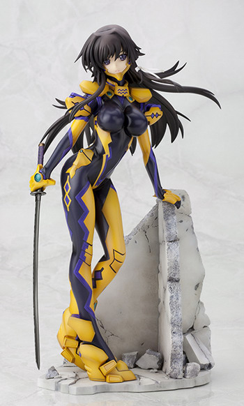 Muv Luv Alternative Total Eclipse – Takamura Yui Pilot Strengthening Equipment 1/7 PVC figure by Kotobukiya