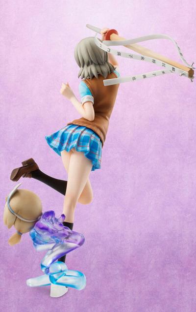 Binbogami ga! – Sakura Ichiko & Momiji [Hitodama Form] 1/8 PVC figure by Megahouse