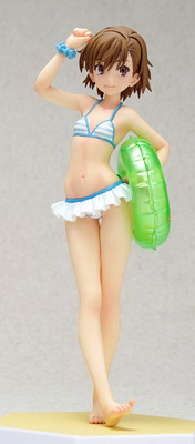 A Certain Scientific Railgun – Misakas sister ES 1/10 PVC figure by WAVE