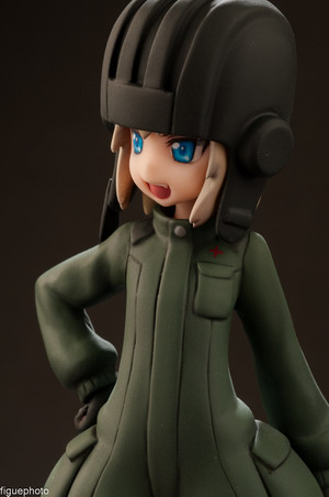 Girls und Panzer   Ground Blizzard Katyusha 1/9 GK by Bronze Circus