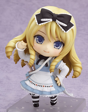 Momoiro Taisen Pairon – Alice Nendoroid No.296 action figure by Good Smile Company