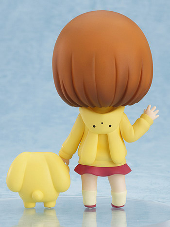 Woosers hand to mouth life – Rin & Wooser + Mechawooser No.304 action figure by Good Smile Company