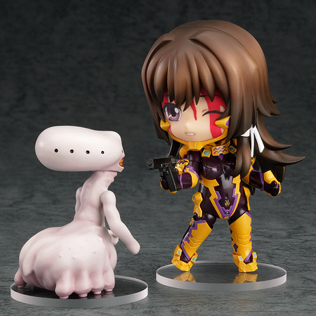 Muv Luv Alternative Total Eclipse – Takamura Yui Nendoroid No.293 action figure by Max Factory