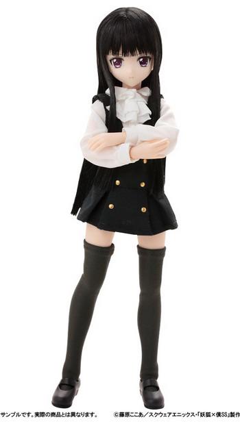 Inu x Boku SS – Shirakiin Ririchiyo PureNeemo Character Series No.069 1/6 doll by AZONE