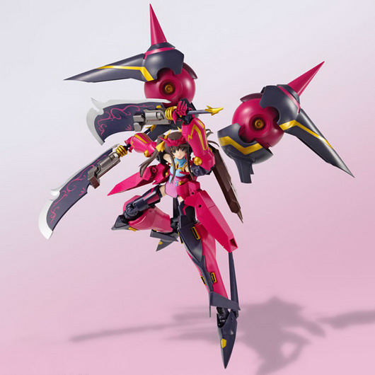 IS (Infinite Stratos) – Shenlong x Huang Lingyin Armor Girls Project non scale action figure by Bandai
