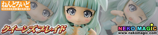Queen's Blade – Melona 2P color Ver. Nendoroid No.307b action figure by FREEing