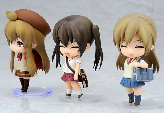 Minami ke   Minami Kana Nendoroid No.311 action figure by Gift