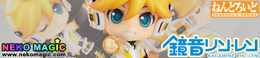 Vocaloid 2 – Kagamine Len Append Nendoroid No.302 action figure by Good Smile Company