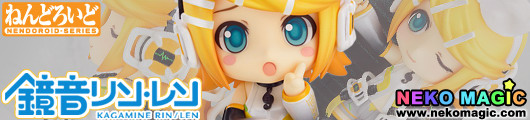 RinVocaloid 2 – Kagamine Rin Append Nendoroid No.301 action figure by Good Smile Company