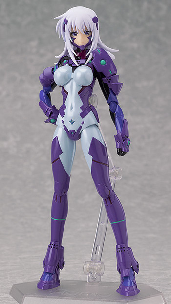 Muv Luv Alternative Total Eclipse – Kriska Barchenowa figma 180 action figure by Max Factory