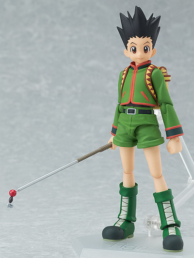 HunterxHunter – Gon Freecss figma 181 action figure by Max Factory