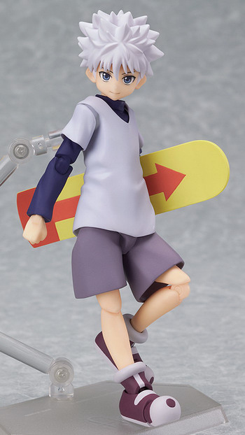 Hunter X Hunter – Killua Zoldyck figma 182 action figure by Max Factory