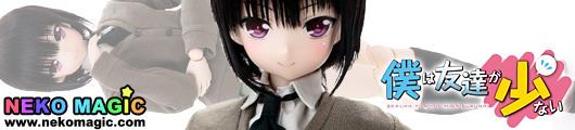 Boku wa Tomodachi ga Sukunai – Mikazuki Yozora Hybrid Active Figure No.026 1/3 doll by AZONE