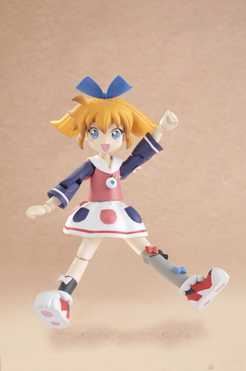 Fushigi Mahou Fan Fan Pharmacy – Popuri Clear Color Fairy Ver. Petit Pretty Figure Series No.28 action figure by Evolution Toy