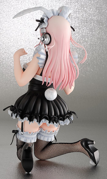 Nitro Super Sonic – Super Sonico Bunny Ver. 1/4 PVC figure by FREEing