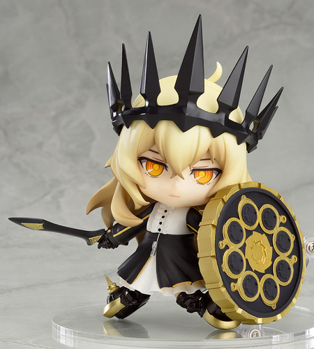 Black Rock Shooter – Chariot with Mary (Tank) Set: TV ANIMATION Ver. Nendoroid No.315 action figure by Good Smile Company