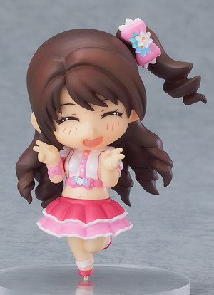 IDOLM@STER Cinderella Girls Ranko, Uzuki and Mika + Live Stage Set Nendoroid Petit PVC figures by Good Smile Company