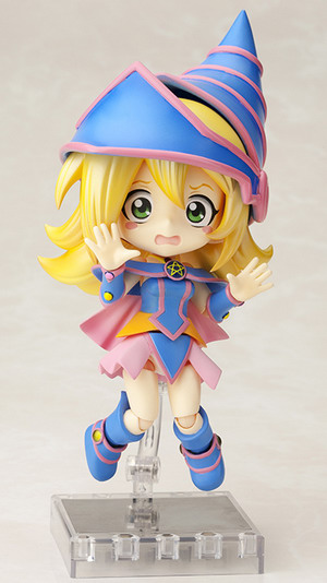 Yu Gi Oh! Duel Monsters – Black Magician Girl Cu poche PVC action figure by Kotobukiya