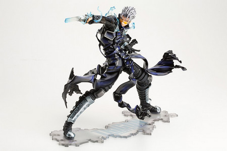 Trigun – Vash the Stampede The Gunman in Black 1/8 PVC figure by Kotobukiya