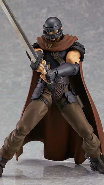 Berserk – Guts Band of the Hawk Ver. figma 187 action figure by Max Factory
