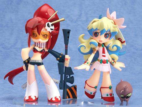 Tengen Toppa Gurren Lagann – Twin Pack+ Yoko & Nia + Boota PSG Arrange Ver. non scale PVC figure set by Phat! company