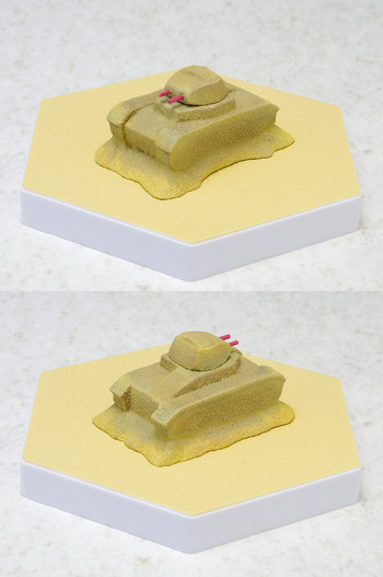 Girls und Panzer – Nishizumi Miho 1/10 PVC figure by WAVE