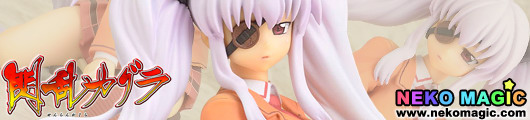 Senran Kagura: Portrait of the Girls – Yagyu Gutto Kuru Figure Collection La beaute 19 1/8 PVC figure by CM's Corp.