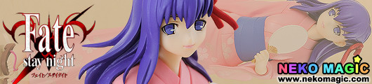 Fate/stay night – Matou Sakura Yukata Ver. 1/8 PVC figure by FREEing