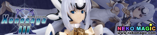 Xenosaga III – KOS MOS Ver.4 Extra coating edition 1/12 scale action figure by Kotobukiya