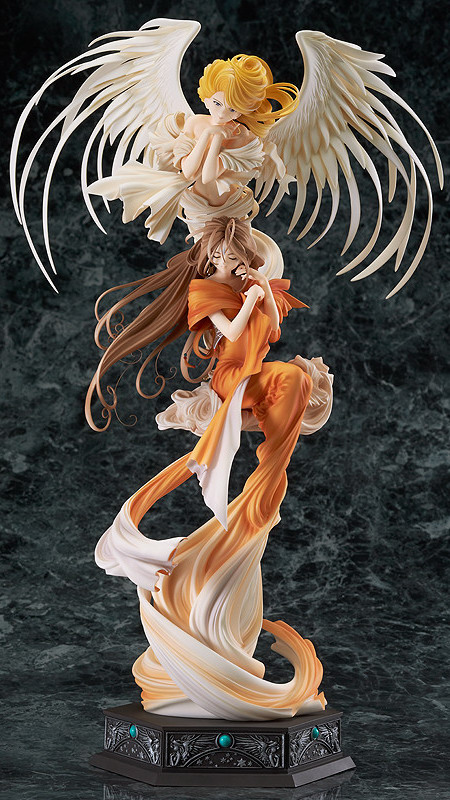 Ah! My Goddess   Belldandy with Holy Bell 1/10 PVC figure by Max Factory