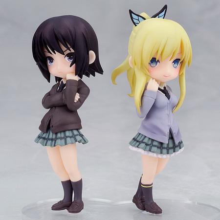 Boku wa Tomodachi ga Sukunai – Twin Pack Mikazuki Yozora & Kashiwazaki Sena non scale PVC figure set by Phat! company